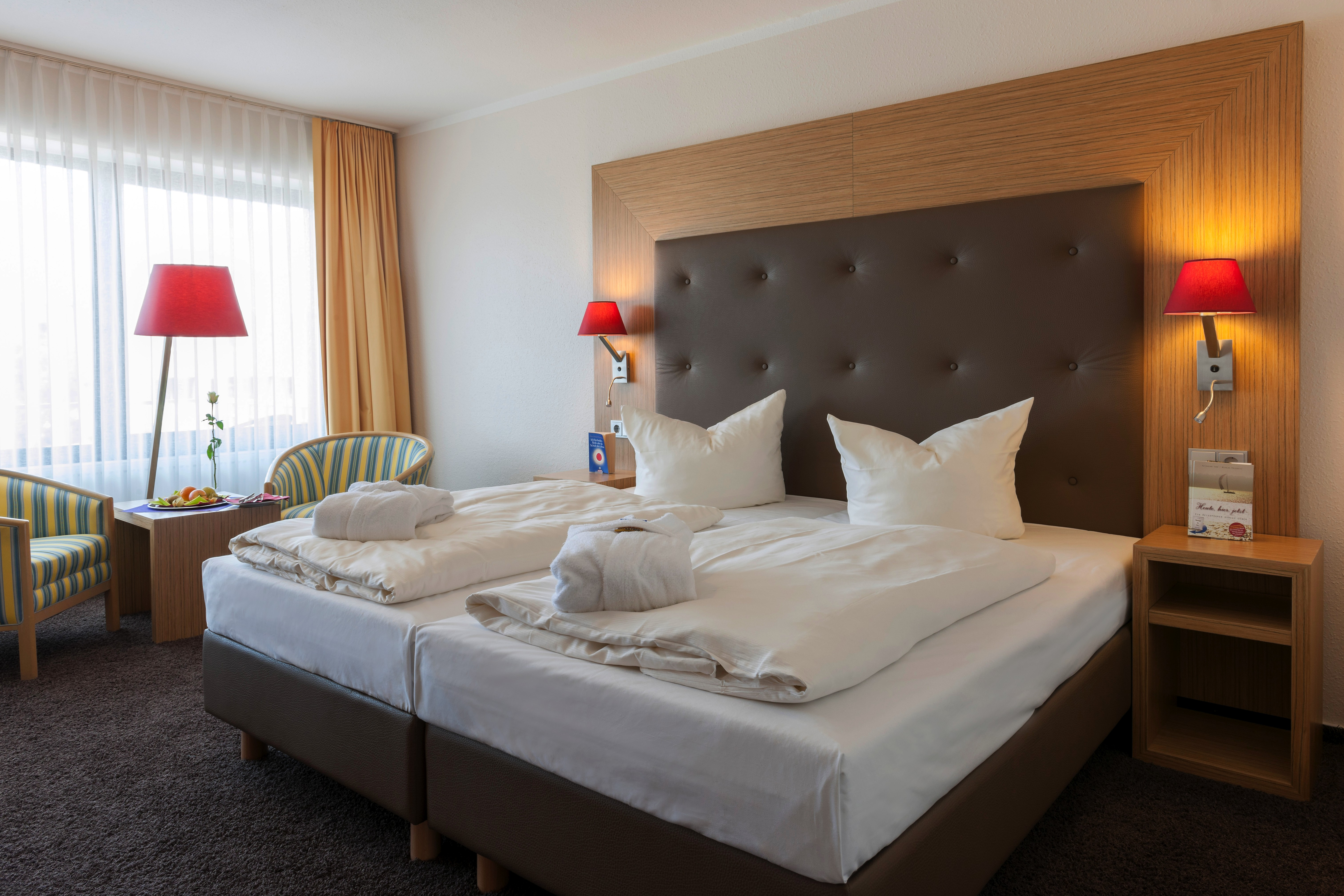 Pressematerial for Boutique hotel am strand